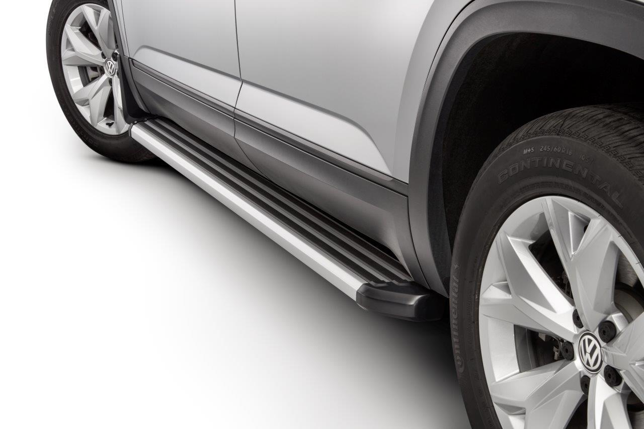 2019 Volkswagen Atlas Aluminum Side Steps - 3CN071691DML | Autobarn VW Parts, Countryside IL