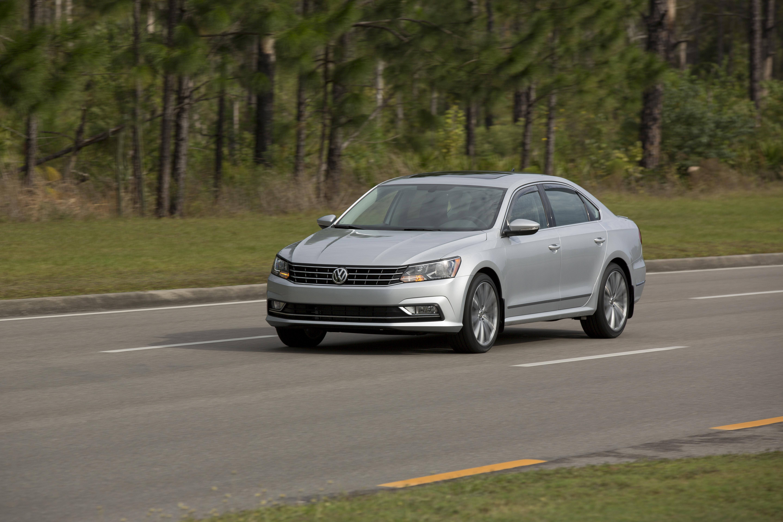 2016 Volkswagen Passat Side Window Deflectors - Rear - Smoke. Air, Kit, Channel - 561072194HU3 ...