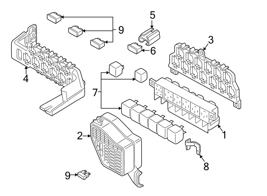 Diagram  1998 Passat Wagon Fuse Diagram Full Version Hd Quality Fuse Diagram
