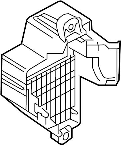 2008 volkswagen eos fuse box passenger  compartment 2012 vw passat fuse box diagram