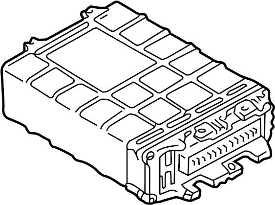 2002 volkswagen cabrio contour unit  ecm  engine control module  cabrio  all  manual trans