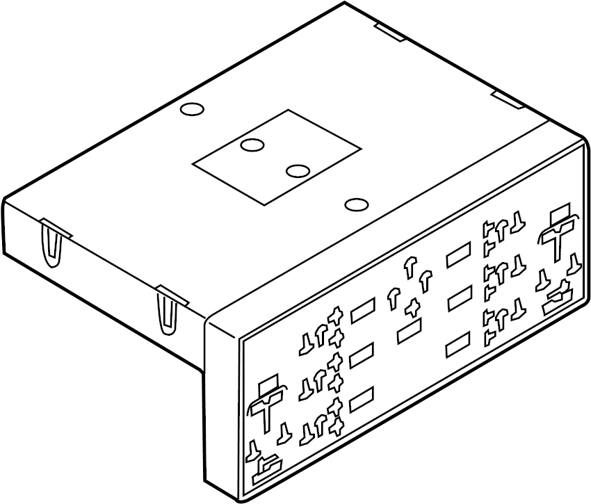 2008 vw r32 fuse diagram