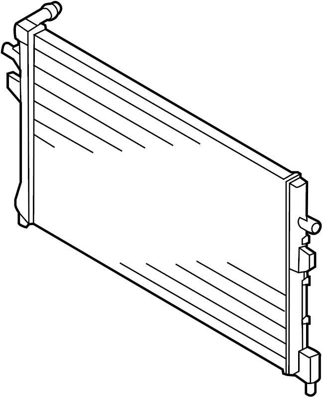 volkswagen jetta bumper parts diagram