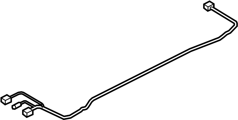 2017 volkswagen alltrack sunroof wiring harness  wire