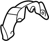 2002 Jetta Tail Light