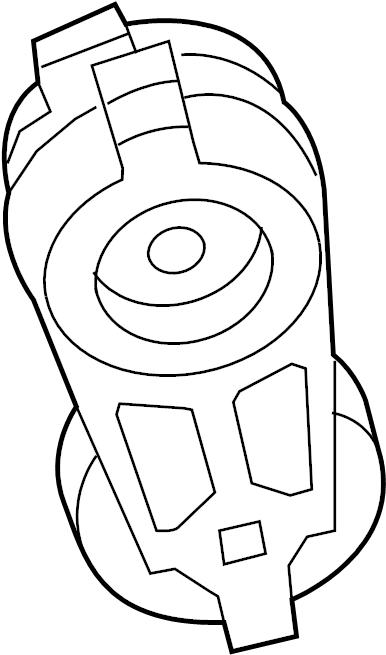 2009 volkswagen routan drive belt tensioner assembly. Black Bedroom Furniture Sets. Home Design Ideas