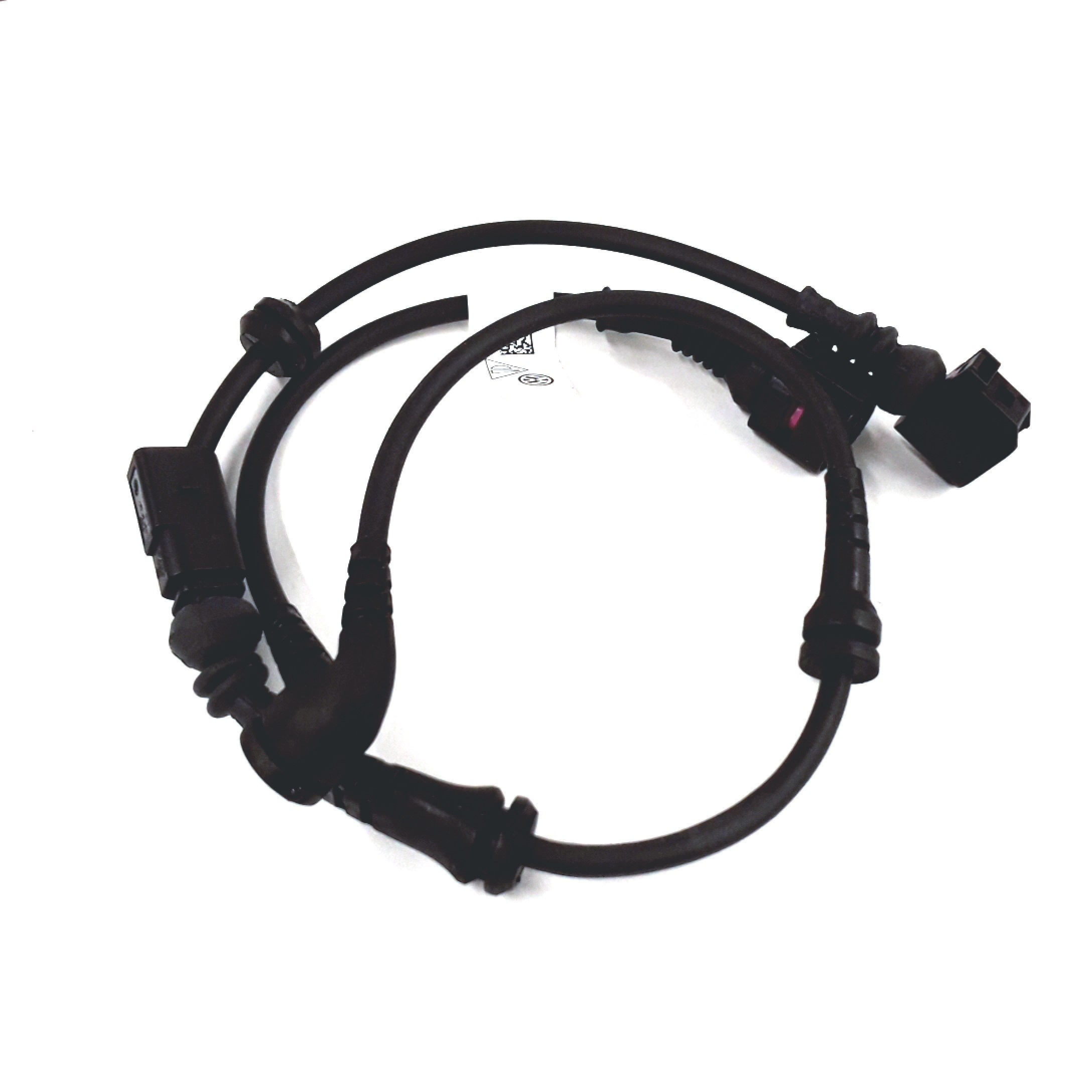 volkswagen touareg abs wheel speed sensor wiring harness suspension pc