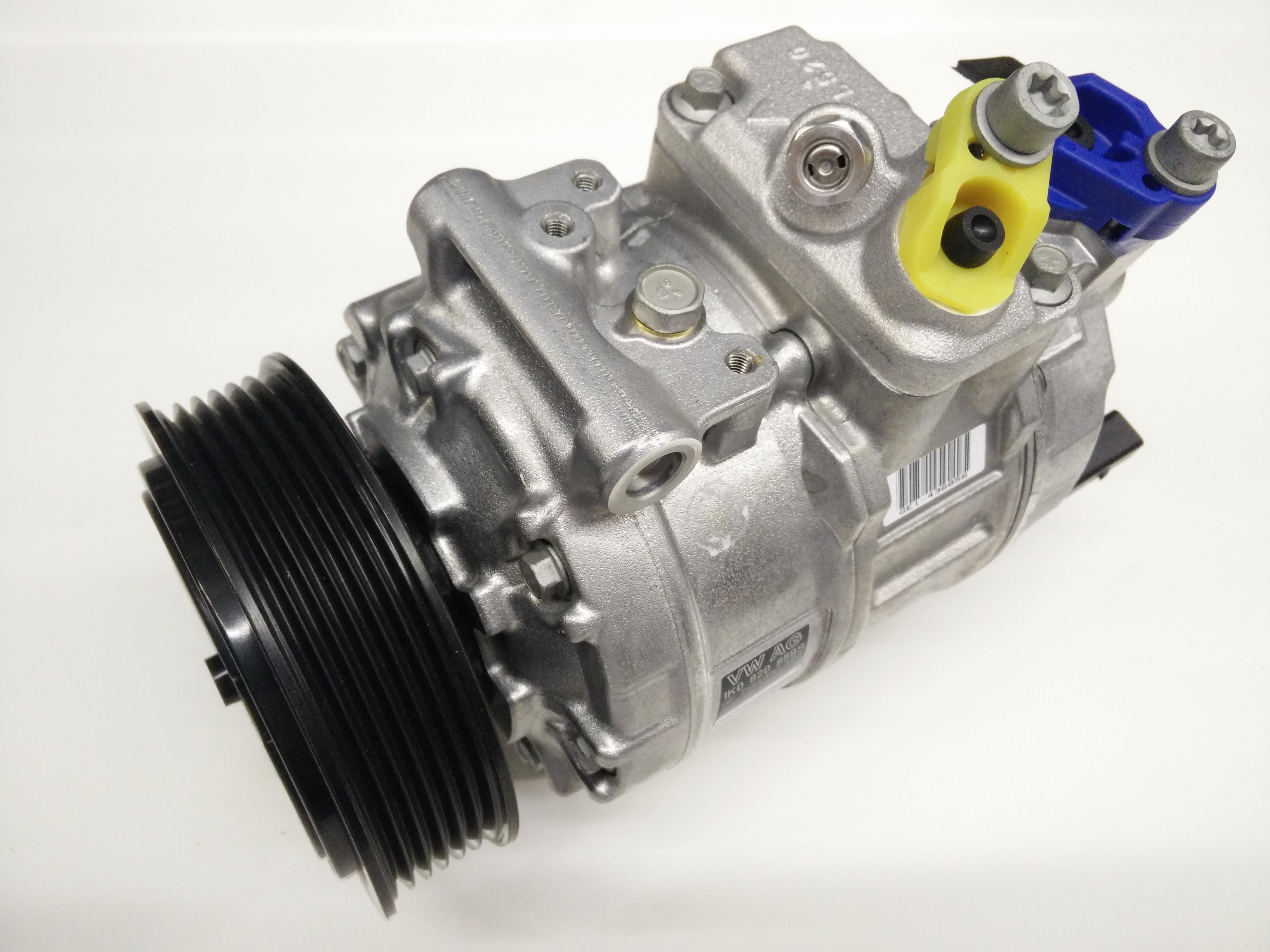 2015 Volkswagen Tiguan A/C Compressor. Compressor. Part # 1K0820859SX #A79424